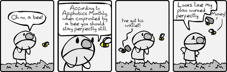 Apiphobics Monthly