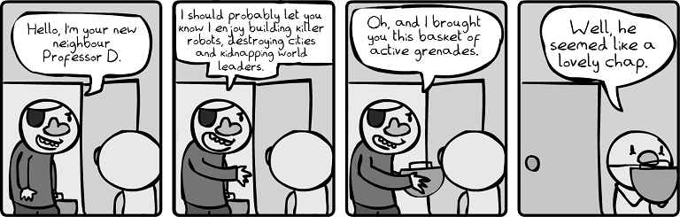 Professor D