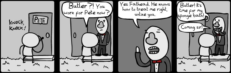 Servant of Pete