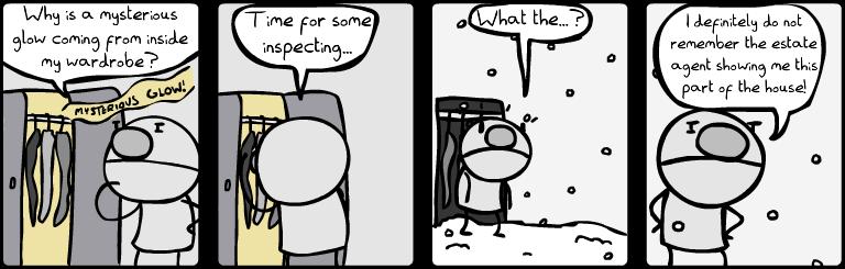 The Secret Place [Part 1]