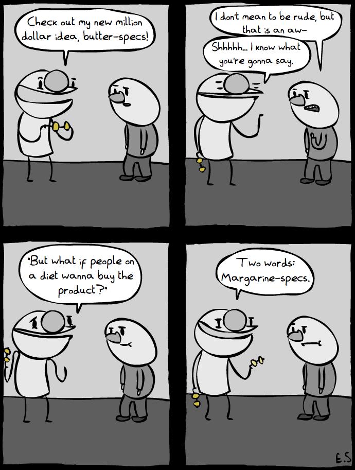 Butter-Specs