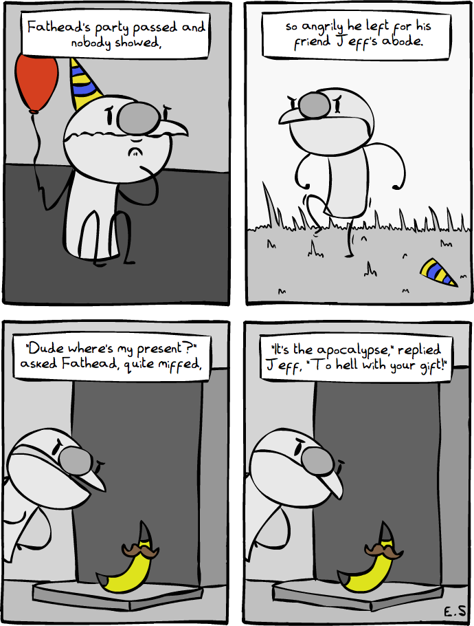 A Very 'Special' Birthday [Part 2]