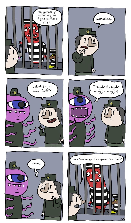 Still in Space 5